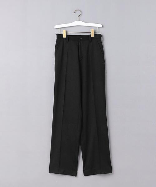 <sulvam(サルバム)>センタープレス パンツ