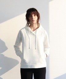 DRESSLAVE(ドレスレイブ)のpremium cotton bonding fit hoodie(プレミアムコットンボンディングパーカー)(パーカー)