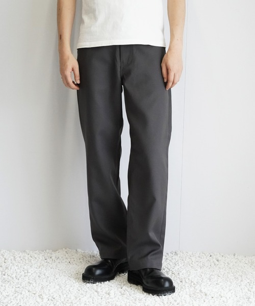 order loose twill pants