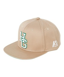 HG刺繍 ベースボールキャップベージュ