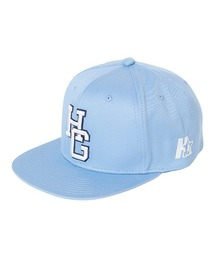 HG刺繍 ベースボールキャップサックスブルー