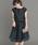 URBAN RESEARCH ROSSO WOMEN(アーバンリサーチ ロッソ)の「3WAYチュチュ付ドレス(ドレス)」|ネイビー