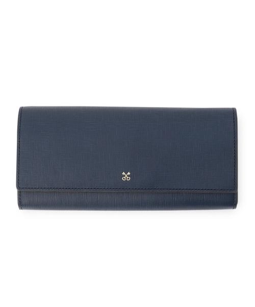 SAZABY(サザビー)の「HPG-06/財布(財布)」 ダークネイビー