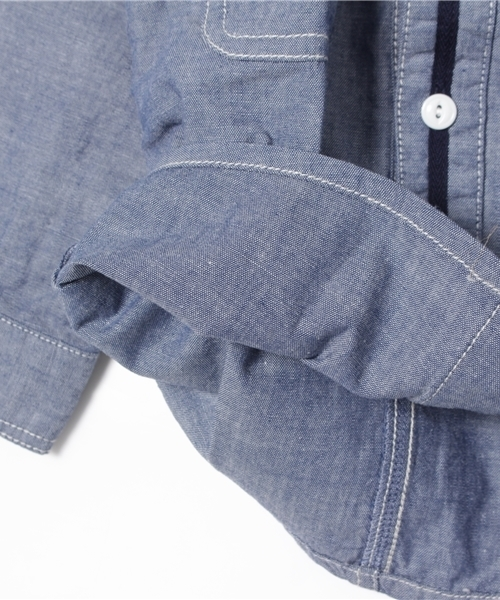 DUNGAREE L/S SHIRTS