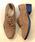 LibertyDoll(リバティードール)の「おじ靴、美脚マニッシュレースアップシューズ(ドレスシューズ)」|ブラウン系その他