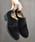 LibertyDoll(リバティードール)の「おじ靴、美脚マニッシュレースアップシューズ(ドレスシューズ)」|ブラック系その他2