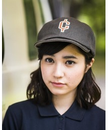 Clef(クレ)の【クレ】RB3550 ICON WIRED BASIC B.CAP【折りたたみ可能】【サイズ調整付き】【男女兼用】(キャップ)