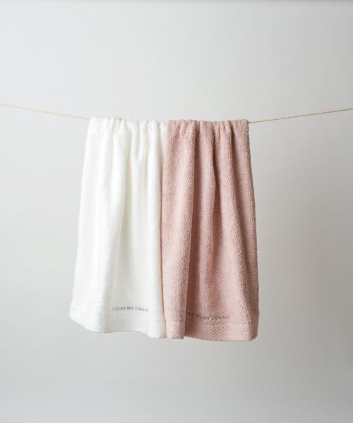 COTTON BATH TOWEL SET/コットンバスタオル 2枚セット