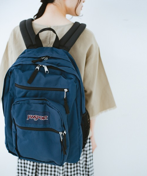 7a5298a7c00d JANSPORT(ジャンスポーツ)の「JANSPORT BIG STUDENT リュック( ...
