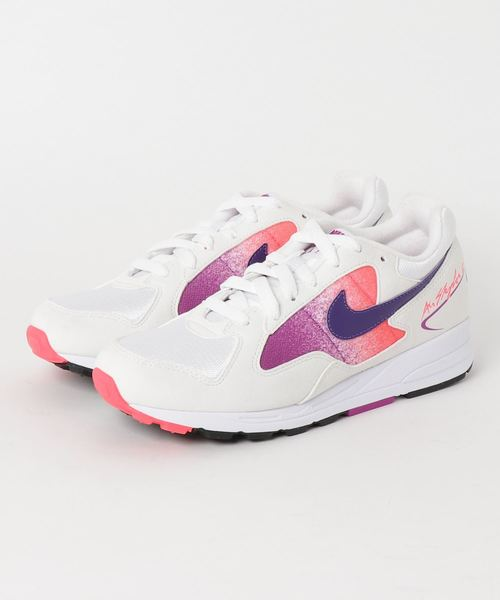 NIKE AIR SKYLON II (WHITE/COURT PURPLE-SOLAR RED)【SP】