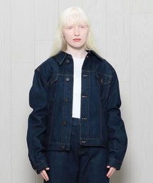 <Calvin Klein>ESTABLISHED 1978 DENIM JACKET/ジャケット.