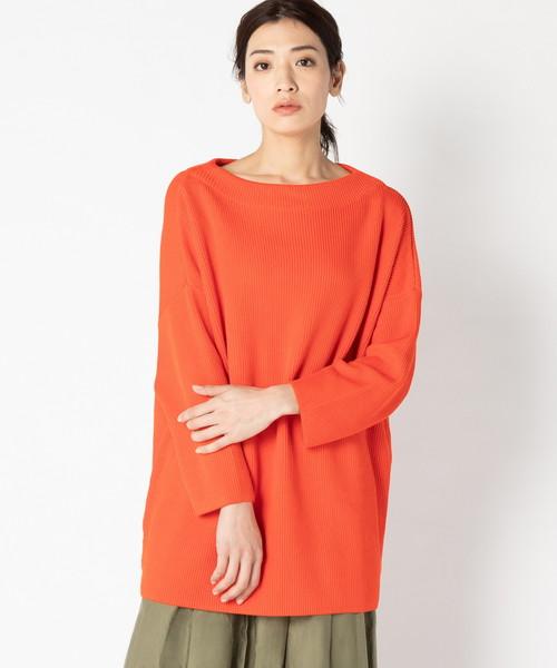 新しいブランド 【セール】【CLASSY3月号P56掲載】 9ゲージ片畦 ビッグワイドニット(ニット/セーター) HELIOPOLE(エリオポール)のファッション通販, アクセプト accept:fbd555ad --- hausundgartentipps.de