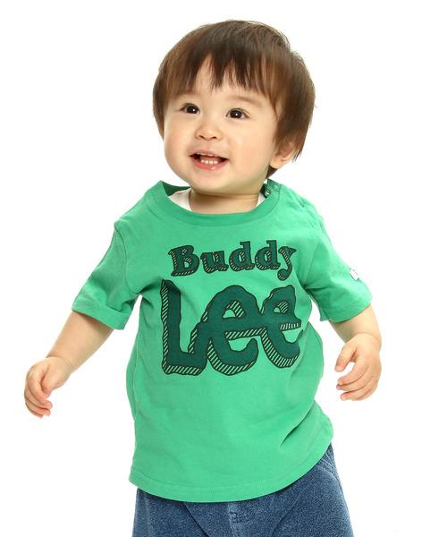 BUDDY LEE 半袖Tシャツ ロゴプリント