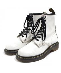 fefc9ba029192e ブランド古着】レディースのブーツ(ホワイト/白色系)古着通販 - ZOZOUSED