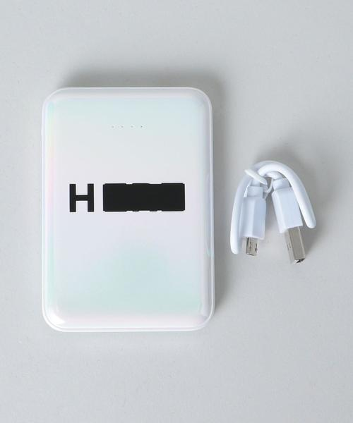 <H>ABSOLUTE MOBILE BATTERY/モバイルバッテリー