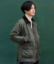 Barbour(バーブァー)のBarbour / BEDALE SL ウォッシュドジャケット(ブルゾン)