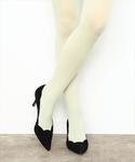 ADAM ET ROPE' | 【福助 for ADAM ET ROPE'】COLOR TIGHTS  (30denier)(タイツ・ストッキング)