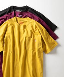 CIAOPANIC TYPY(チャオパニックティピー)のUSAコットン半袖ポケットTee(Tシャツ/カットソー)