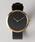 BEAUTY&YOUTH UNITED ARROWS(ビューティアンドユースユナイテッドアローズ)の「<MAVEN WATCHES>ARTISAN SERIES レザー34mmフェイスウォッチ(腕時計)」 ブラック