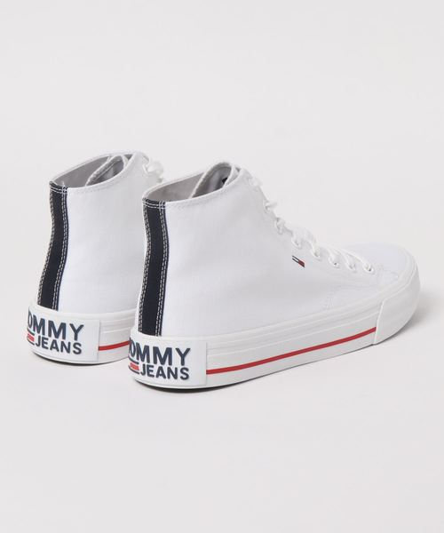 TOMMY JEANS(トミー ジーンズ)の「《TOMMY JEANS》CLASSIC_MID_TJ_SNEAKER(スニーカー)」|詳細画像