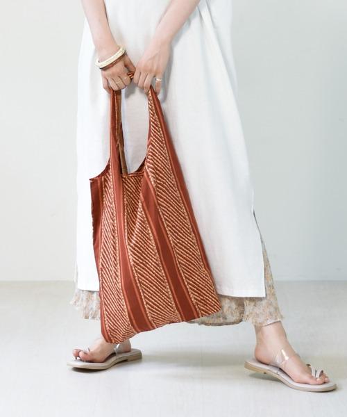 インド綿トートBAG