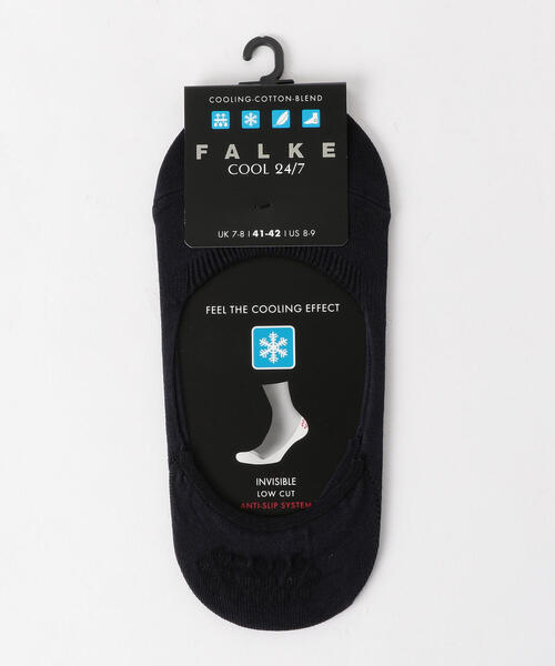 [ファルケ] BC FALKE COOL 24/7 INVISIBLE ソックス