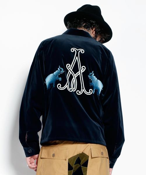 セール 登場から人気沸騰 Phenomenon Jacket// Jacket フェノメノンジャケット(ブルゾン) ALDIES(アールディーズ)のファッション通販, フェイクグリーンのお店 mintcafe:ae55b31d --- rise-of-the-knights.de