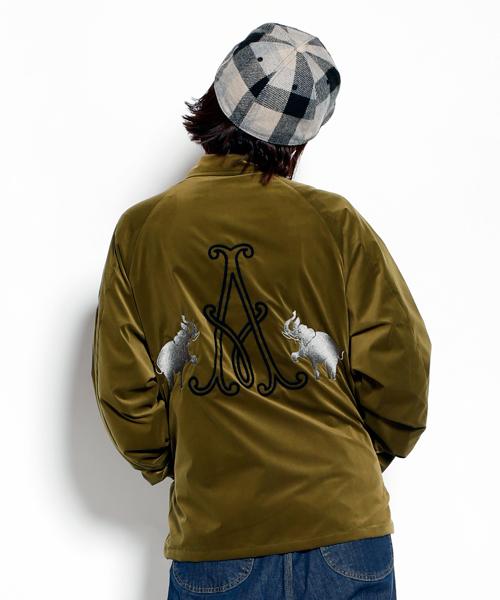 人気ショップ Phenomenon Jacket// フェノメノンジャケット(ブルゾン) Jacket|ALDIES(アールディーズ)のファッション通販, 曲線美:b570a15e --- blog.buypower.ng