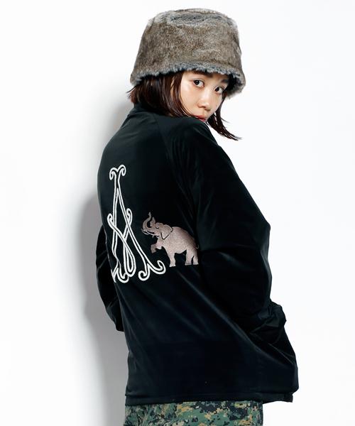 フジオカシ Phenomenon/ Jacket/ フェノメノンジャケット(ブルゾン) Jacket|ALDIES(アールディーズ)のファッション通販, グレイトブルー:8fac253a --- blog.buypower.ng