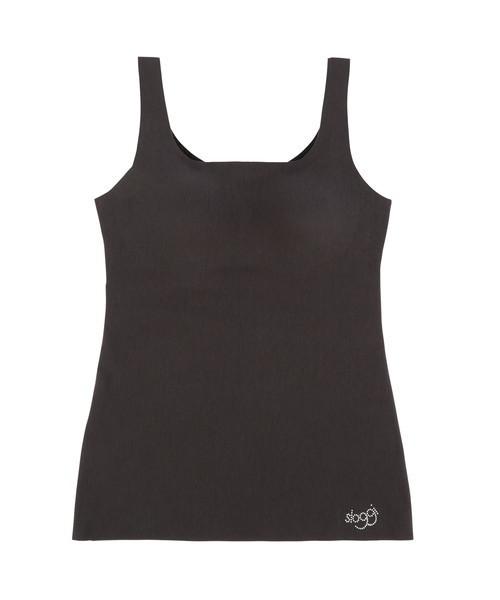 綿混タイプ(スロギーG028) カップ付き袖なしトップ2sloggi G028 Top2