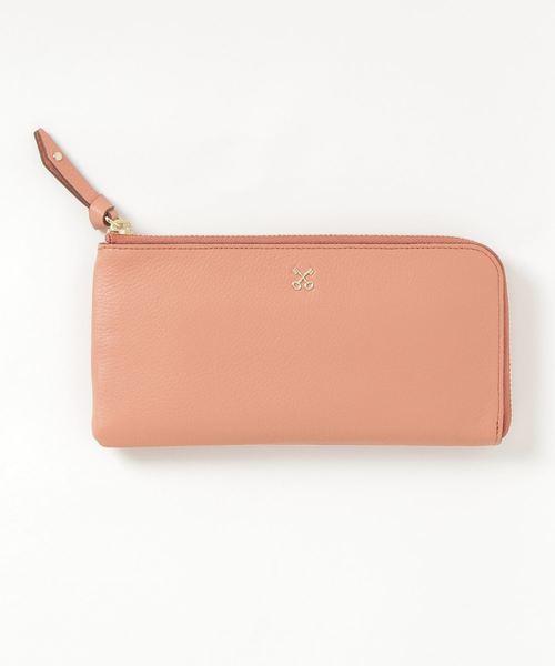 SAZABY(サザビー)の「TXE-05/財布(財布)」 サーモンピンク