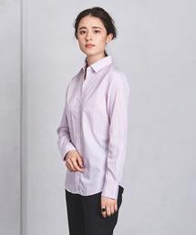 ○UBBT ALBINI レギュラーシャツ ◆