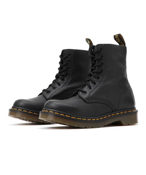 名作 Dr.Martens BLACK ドクターマーチン 1460 W PASCAL W 8 EYE BOOT EYE パスカル 8アイレットブーツ 13512006 BLACK VIRGINIA(ブーツ)|Dr.Martens(ドクターマーチン)のファッション通販, スポーツネットさっぽろ:b7e4c40a --- wm2018-infos.de