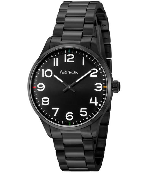 766830e029 Paul Smith(ポールスミス)のPaul Smith ポールスミス TEMPO 腕時計 P10063 メンズ(