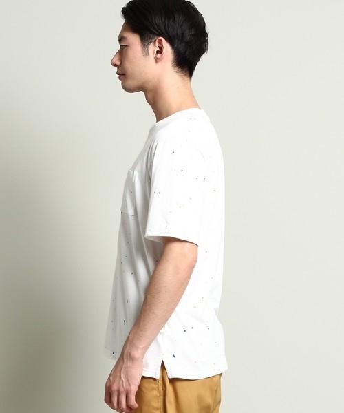 スプラッシュTシャツ