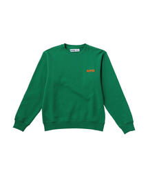 AFFIX(アフィックス)EMBROIDERY CREW SWEAT