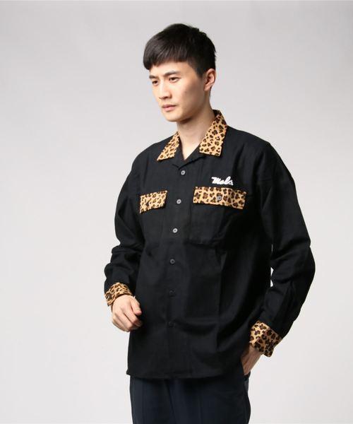 【驚きの価格が実現!】 BxH BOUNTY Leopard Leopard Flannel Shirts(シャツ/ブラウス) Flannel|BOUNTY HUNTER(バウンティーハンター)のファッション通販, リアルシステム1号店:16363212 --- rise-of-the-knights.de