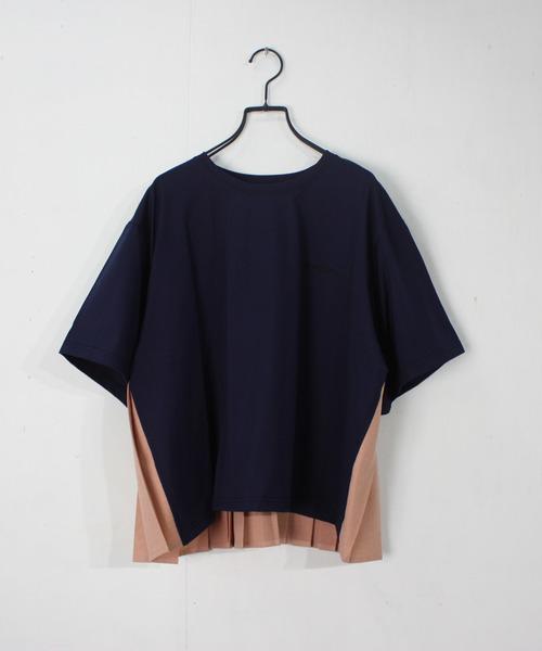 超可爱の 2020春夏/ バックプリーツTシャツ/ NON-20S-3-005(Tシャツ NON/カットソー)|NON TOKYO(ノントーキョー)のファッション通販, かわいいアクセサリー雑貨アンジー:79be1a00 --- 5613dcaibao.eu.org