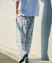 【WEB限定】 <AOR/Adult Oriented Records>×<info. BEAUTY&YOUTH> SLIPMAT PAJAMA PANTS