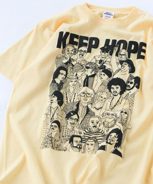 KEEP HOOP Tee