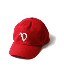 "VIRGOwearworks(ヴァルゴウェアワークス)のLOOSE ""V"" WOOL CAP(キャップ)"