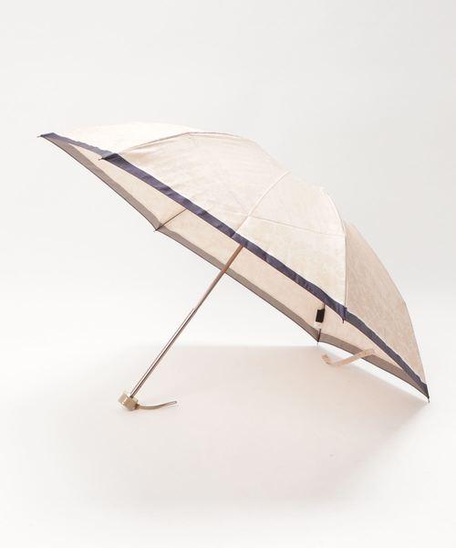折りたたみ傘 【ジャガード レース柄】