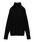 SHIPS(シップス)の「PrimaryNavyLabel:シルクカシミヤ タートルネックプルオーバー(ニット/セーター)」|ブラック