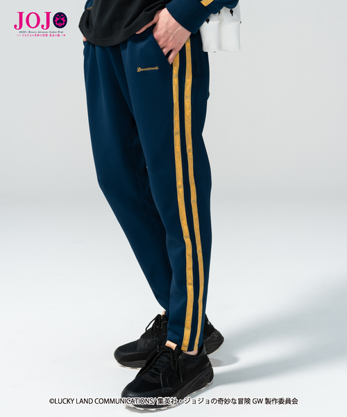 【人気No.1】 Bruno Bucciarati jersey pants / ブローノブチャラティジャージパンツ, 足助町 ee152303