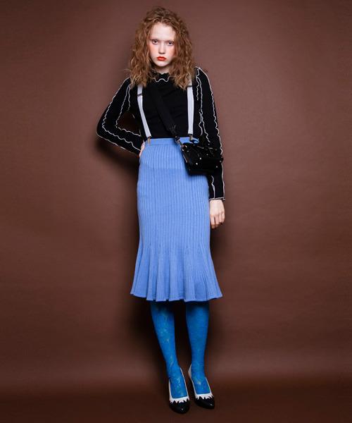 新作人気モデル FLARE HEM ,FLARE HEM ニットスカート(スカート)|Candy Candy Stripper(キャンディストリッパー)のファッション通販, nandemoyahonpo:a17c4a49 --- kindergarten-meggen.de