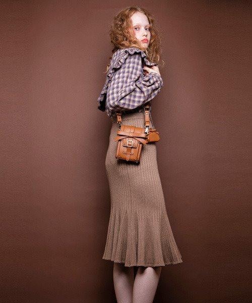 訳あり FLARE HEM ニットスカート(スカート) Candy ,FLARE Candy HEM Stripper(キャンディストリッパー)のファッション通販, 杉の家:f86e6401 --- kindergarten-meggen.de