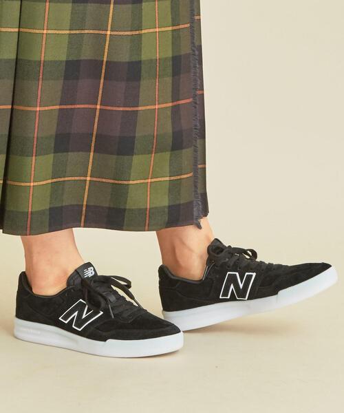 <New Balance(ニューバランス)>∴WRT300スエードレザースニーカー ◆