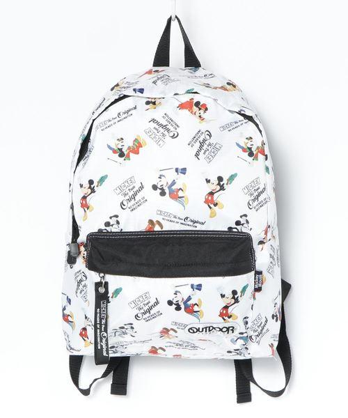 【DISNEY/ディズニー】【PEANUTS /ピーナッツ】キャラクターデイパック スヌーピー ミッキーマウス