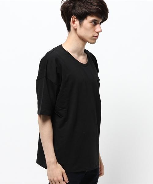 マックスウェイト ポケットTシャツ
