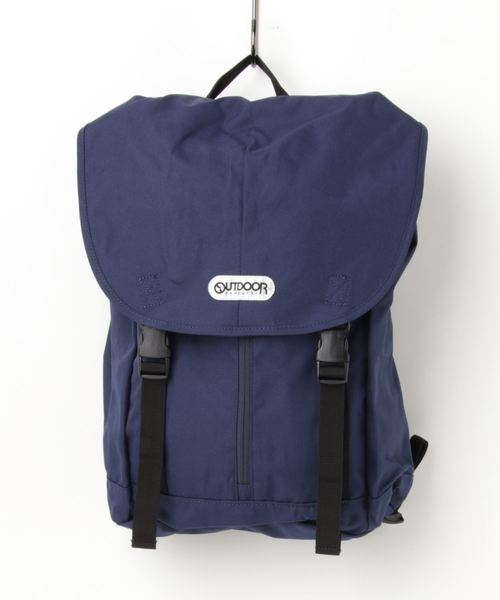 BIG FLAP BACKPACK